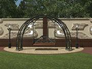 Дизайн территории загородного дома от дизайн студии Романа Москаленко - foto 1