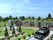 Дизайн территории загородного дома от дизайн студии Романа Москаленко - foto 3
