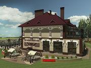 Дизайн территории загородного дома от дизайн студии Романа Москаленко - foto 10
