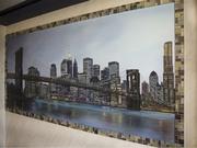 Художественная роспись по стене от дизайн студии Романа Москаленко - foto 2