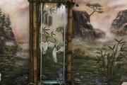 Художественная роспись по стене от дизайн студии Романа Москаленко - foto 7