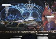 Художественная роспись по стене от дизайн студии Романа Москаленко - foto 9