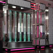 Пузырьковые колонны и колоннады от дизайн студии Романа Москаленко - foto 4