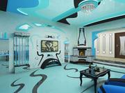 Пузырьковые колонны и колоннады от дизайн студии Романа Москаленко - foto 7