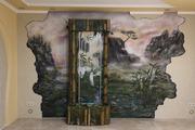Настенные фонтаны и водопады от дизайн студии Романа Москаленко - foto 2