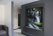 Настенные фонтаны и водопады от дизайн студии Романа Москаленко - foto 3