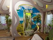 Настенные фонтаны и водопады от дизайн студии Романа Москаленко - foto 4